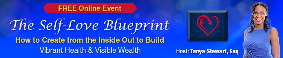 The Self-Love Blueprint Free Online Event - Get Access Now