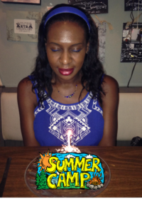 Tanya Wishes for Summer Camp as her Birthday Gift